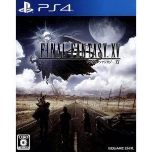 ファイナルファンタジーXV/PS4|bookoffonline
