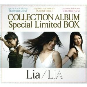 COLLECTION ALBUM Special Limited BOX Lia/LIA(完全限定生産盤)/Lia|bookoffonline