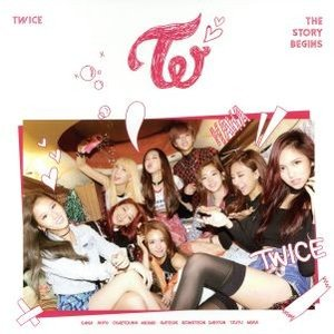 【輸入盤】The Story Begins/TWICE|bookoffonline