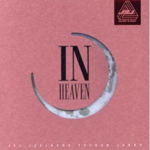 【輸入盤】IN HEAVEN(ブラック)/JYJ bookoffonline