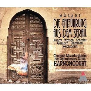 【輸入盤】MOZART:Die Entfuhrung Aus Dem Serail/ニコラウス・アーノンクール,モーツァルト bookoffonline