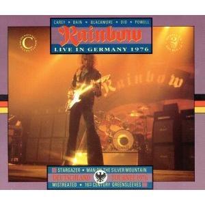 【輸入盤】LIVE IN GERMANY 1976/レインボー|bookoffonline