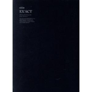【輸入盤】EX'ACT Lucky One ver.(Korean Ver.)/EXOの画像