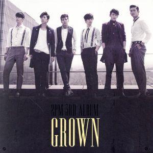 【輸入盤】GROWN(Version A)/2PM bookoffonline