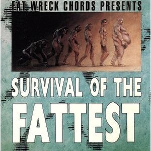 【輸入盤】SURVIVAL OF THE FATTEST FAT MUSIC VOLUME TWO/(オムニバス)|bookoffonline