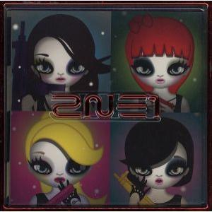 【輸入盤】2NE1 THE SECOND MINI ALBU...