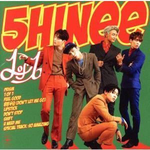 【輸入盤】1 of 1/SHINee|bookoffonline