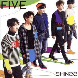 FIVE(通常盤)/SHINee|bookoffonline