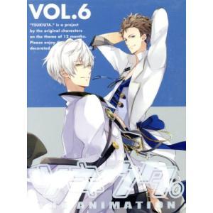 TVツキウタ。THE ANIMATION 第6巻 Blu-ray Disc+CD /梶裕貴/鳥海浩輔/増田俊樹