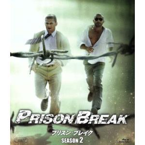 プリズン・ブレイク シーズン2<SEASONS ブルーレイ・ボックス>(Blu−ray Disc)/ウェントワース・ミラー,ドミニク・パーセル,サラ・ウ bookoffonline