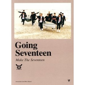 【輸入盤】Going Seventeen(Make The Seventeen)/SEVENTEEN(Korea) bookoffonline
