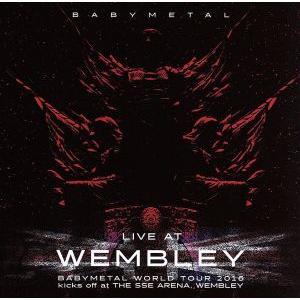 【輸入盤】Live at Wembley/BABYMETAL