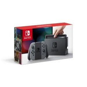 Nintendo Switch Joy−Con(L)/(R) グレー(HACSKAAAA)/本体|bookoffonline