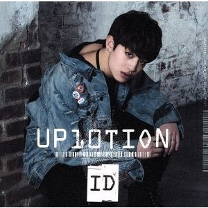 ID(ジヌ盤)/UP10TION|bookoffonline
