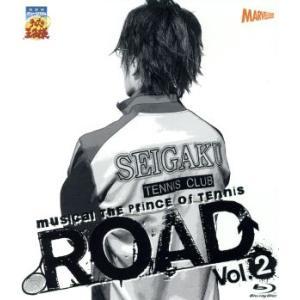 ミュージカル テニスの王子様 ROAD Vol.2(Blu−ray Disc)/許斐剛(原作)