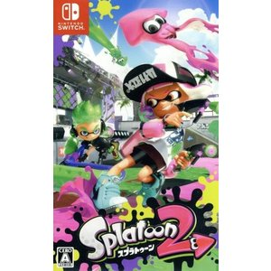 Splatoon 2/NintendoSwitch|bookoffonline