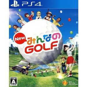 New みんなのGOLF/PS4|bookoffonline