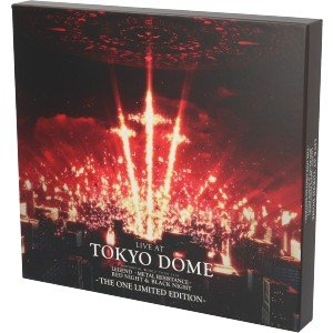 LIVE AT TOKYO DOME−THE ONE LIMITED EDITION(THE ONE限定)(Blu−ray Disc)/BABYMET|bookoffonline