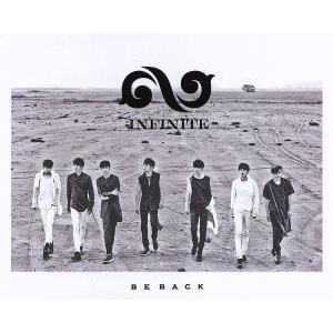 【輸入盤】Be Back: Infinite Vol.2(Repackage)/INFINITE|bookoffonline