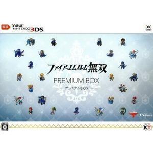 【Newニンテンドー3DS専用】ファイアーエムブレム無双 <プレミアムBOX>/ニンテンドー3DS