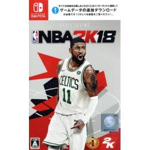 NBA 2K18/NintendoSwitch|bookoffonline