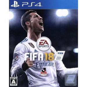 FIFA 18/PS4の商品画像