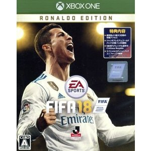 FIFA 18 <RONALDO EDITION>/XboxOne|bookoffonline
