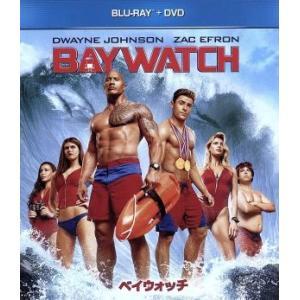 ベイウォッチ ブルーレイ+DVDセット【劇場版+完全版収録】(Blu−ray Disc)/ドウェイン...