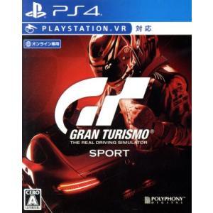 GRAN TURISMO SPORT/PS4 bookoffonline