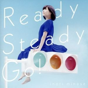 水瀬いのり/Ready Steady Go   CD