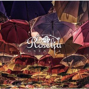 BanG Dream!:ONENESS(初回限定盤)(Blu−ray Disc付)/Roselia(...