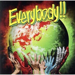 Everybody!!/WANIMA bookoffonline