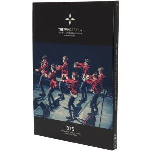 2017 BTS LIVE TRILOGY EPISODE III THE WINGS TOUR 〜JAPAN EDITION〜(初回限定版)/BTS|bookoffonline