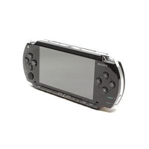 【箱説なし】PSP「プレイステーション・ポータブル」ブラック(PSP1000)/本体(携帯ゲーム機)|bookoffonline