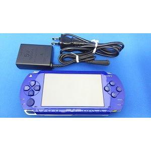【箱説なし】PSP「プレイステーション・ポータブル」メタリックブルー(PSP1000MB)/本体(携帯ゲーム機)|bookoffonline