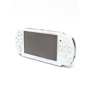 【箱説なし】PSP「プレイステーション・ポータブル」パール・ホワイト(PSP3000PW)/本体(携帯ゲーム機) bookoffonline