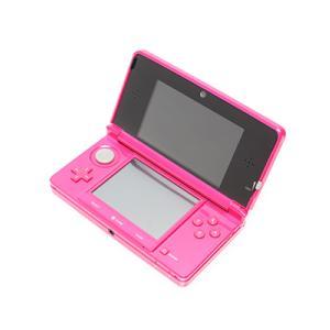 【箱説なし】ニンテンドー3DS:グロスピンク(CTRSPDBA)/本体(携帯ゲーム機) bookoffonline