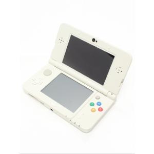 【箱説なし】Newニンテンドー3DS:ホワイト(KTRSWAAA)/本体(携帯ゲーム機)|bookoffonline