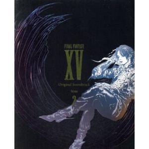 FINAL FANTASY XV Original Soundtrack Volume 2(映像付サ...