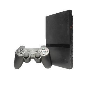 【箱説なし】PlayStation2:チャコール・ブラック(SCPH70000CB)/本体 bookoffonline