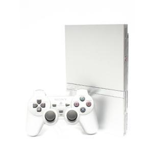 【箱説なし】PlayStation2:サテンシルバー(SCPH75000SSS)/本体|bookoffonline