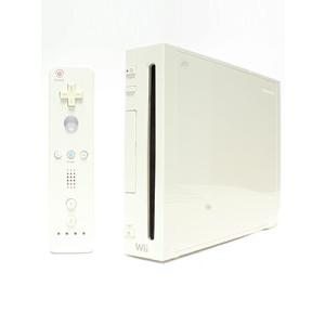 【箱説なし】Wii:シロ/本体