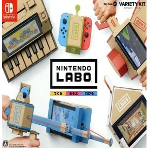 Nintendo Labo Toy−Con 01: Variety Kit/NintendoSwitch|bookoffonline