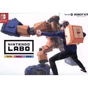 Nintendo Labo Toy−Con 02: Robot Kit/NintendoSwitch|bookoffonline