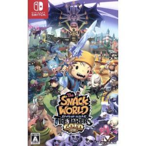 スナックワールド トレジャラーズ ゴールド/NintendoSwitch|bookoffonline