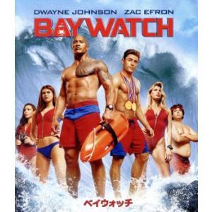 ベイウォッチ(Blu−ray Disc)/ドウェイン・ジョンソン,ザック・エフロン,プリヤンカ・チョ...