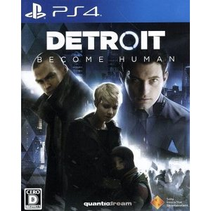 Detroit: Become Human/PS4