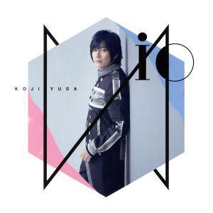 50th Anniversary CD「io」(初回限定盤)(DVD付)/遊佐浩二