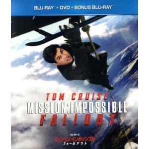 ミッション:インポッシブル/フォールアウト ブルーレイ+DVDセット(Blu−ray Disc)/(関連)ミッション:インポッシブル,トム・クルーズ(|bookoffonline