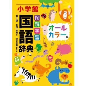 例解学習国語辞典 第十版 オールカラー版|books-ogaki